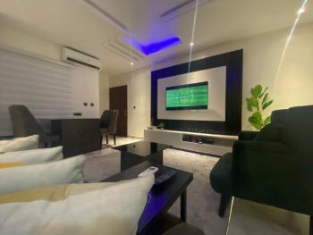 Contemporary Two(2) Bedroom Apartment, Freedom Way, Lekki Phase 1, Lekki, Lagos, Flat / Apartment Short Let