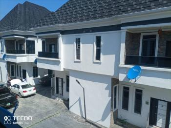 Tastefully Built 4 Bedroom Semi Detached with a Room Boys Quarter, Oral Estate, Lekki, Lagos, Semi-detached Duplex for Rent