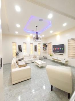 Testfully Furnished Lovely 5 Bedroom Fully Detached Duplex with Pool, Chevron, Lekki, Lagos, Detached Duplex Short Let