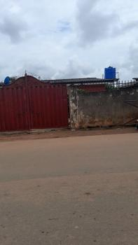 100ft By 200ft Land on a Tarred Road, Gaius Idubor Road, Off Central Road, Airport Road G.r.a, Benin, Oredo, Edo, Commercial Land for Sale