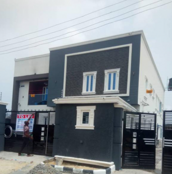 Newly Built 2 Nos 2 Bedroom Flat All Room Ensuite, Adesanya Johnson Street,new Road ,awoyaya., Ajah, Lagos, Flat / Apartment for Rent