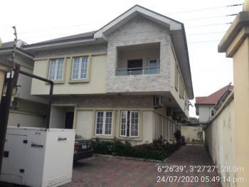 4 Bedroom Duplex with 2 Bq, Lekki Phase 1, Lekki, Lagos, Detached Duplex for Sale