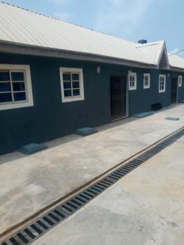 Newly Built 4 Units of Room & Parlour Self Contain in a Good Location, Ikorodu, Lagos, Block of Flats for Sale