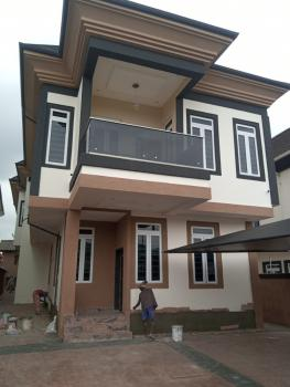 5 Bedrooms Detached Duplex with Bq, Off Ifeany Ubah Cresent, Omole Phase 2, Ikeja, Lagos, Detached Duplex for Sale