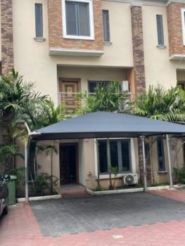 Newly Renovated 4 Bedroom Luxury Terrace Duplex with Bq, Chisco, Ikate Elegushi, Lekki, Lagos, Terraced Duplex for Rent