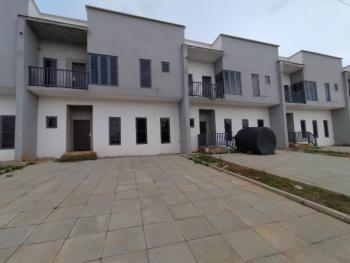 80% Completed Newly Built Terrace Duplex in an Estate, Along Galadimawa Axis, Dakwo, Abuja, Terraced Duplex for Sale