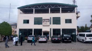 Multipurpose Commercial Building on 3 Floors, Off Amigo, Wuse 2, Abuja, House for Sale