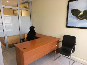 Furnished Office with Good Power Supply and Internet Facility, Awolowo Road, Ikoyi, Lagos, Office Space for Rent