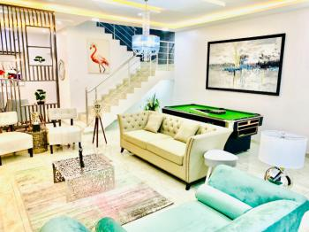 Luxury 4 Bedrooms Home Away From Home, Tiaras Luxury Home, Off Admiralty Way, Lekki Phase 1, Lekki, Lagos, House Short Let