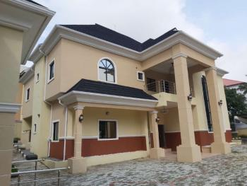 Well Finished & Brand New 6 Bedrooms Fully Detached House, Off Ademola Adetokunbo Crescent, Wuse 2, Abuja, Detached Duplex for Rent