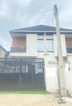 Lovely 4 Bedroom Home with Self Compound, Ikota, Lekki, Lagos, Semi-detached Duplex for Sale