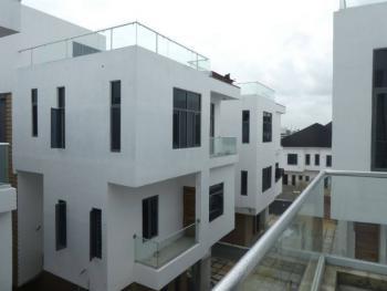 Exquisite 5 Bedrooms Mansion with Roof-top Terrace, Ikate, Lekki Expressway, Lekki, Lagos, Detached Duplex for Sale
