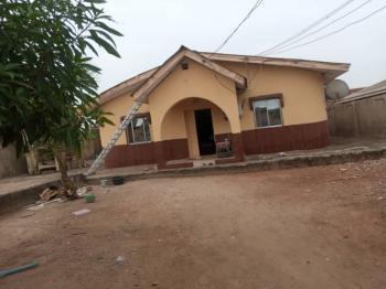 Road Side Affordable 2 Bedroom Flat, Facing Road By Macauley Bustop, Igbogbo, Ikorodu, Lagos, Flat / Apartment for Rent