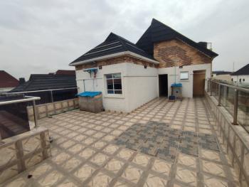 Spacious 3 Bedroom Flat, Off Eletu Way, Osapa, Lekki, Lagos, Flat / Apartment for Rent