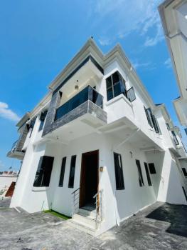 Newly & Magnificently Built 4 Bedroom Semi Detached Duplex with a Bq, Oral Estate, Chevron 2nd Toll Gate, Lekki, Lagos, Semi-detached Duplex for Sale