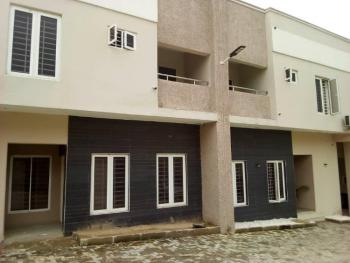 Classy 3 Bedroom House with a Bq, Life Camp, Abuja, Terraced Duplex for Sale