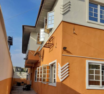 a Vacant Well Finished 4 Bedroom Duplex + 2 Nos 2 Bedroom Flats, Phase 2, Gbagada, Lagos, Detached Duplex for Sale