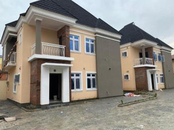 Newly Built Tastefully Finished 4 Bedroom Fully Detached Duplex + B.q, Ejigbadero Estate (now Kuwait Estate) Along Egbeda - Idimu Road, Egbeda, Alimosho, Lagos, Detached Duplex for Sale