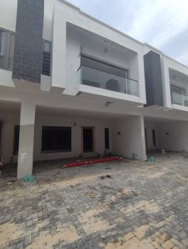 Fully Serviced Luxury 4 Bedrooms Duplex, Chevron, Lekki Phase 2, Lekki, Lagos, Terraced Duplex for Sale