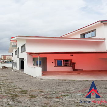 4 Bedroom Semi-detached Duplex, Area 11, Garki, Abuja, Detached Duplex for Sale
