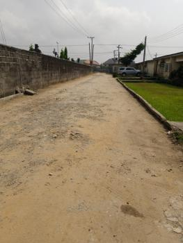 Paved and Gated Plots of Land, Trans-amadi Industrial Area, Obio-akpor, Rivers, Commercial Land for Sale