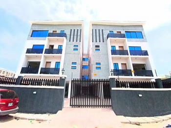 Newly Built Luxury 3 Bedroom Service Apartment with Open Plan Kitchen, Ikate Elegushi, Lekki, Lagos, Flat / Apartment for Sale