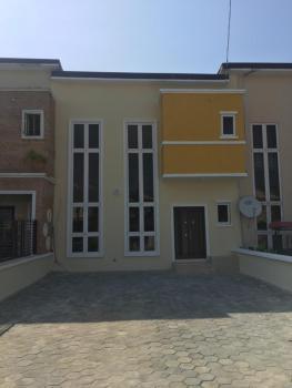 4 Bedroom Town House with Bq, Orchid Road, Lekki Expressway, Lekki, Lagos, Semi-detached Duplex for Sale