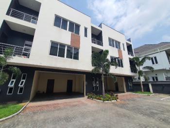 Furnished 3 Bedroom Terrace Duplex, Osapa, Lekki, Lagos, Terraced Duplex for Rent