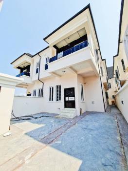 Well Finished Brand New Semi-detached Duplex with a Room Bq, Orchid Hotel Road, Second Tollgate, Lafiaji, Lekki, Lagos, Semi-detached Duplex for Rent
