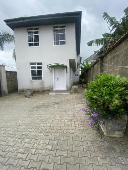 4 Bedroom with Bq Fully Detached, Before Abraham Adesanya Traffic Light, Ajiwe, Ajah, Lagos, Detached Duplex for Sale