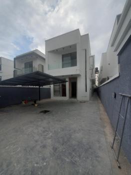 a Lovely 5 Bedroom House with Bq, Bakare Estate, Agungi, Lekki, Lagos, Semi-detached Duplex for Sale