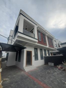 4 Bedroom House with Bq, Bakare Estate, Agungi, Lekki, Lagos, Semi-detached Duplex for Sale