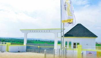 Land in a Beautiful Estate, Army Post Service Estate Area, Kurudu, Abuja, Residential Land for Sale