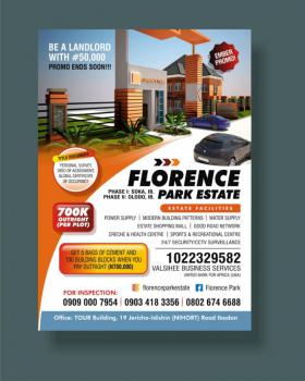 Florence Park Estate Phase I and Phase Ii, Soka, Ibadan, Off Challenge - Iwo Road Highway, Ibadan South-west, Oyo, Residential Land for Sale