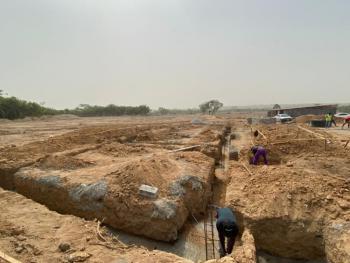 Estate Land 500sqm, Idu Industrial, Abuja, Residential Land for Sale