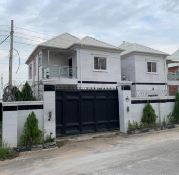 Two 3 Bedroom Duplex, Houses H21 1 & 2 Brick City, Phase 2, Kubwa, Abuja, Detached Duplex for Sale