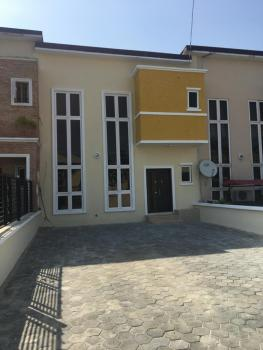 Extremely Well Maintained 4 Bedrooms Terraced Duplex Large Boys Quarter, Ocean Bay Estate, Lafiaji, Lekki, Lagos, Terraced Duplex for Sale