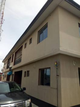 Two Blocks 4 Nos 3-bedroom Flats and 4 Nos 2-bedroom Flats, Silifat Abioye Street, Ogba, Ikeja, Lagos, Block of Flats for Sale