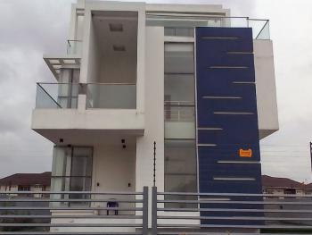 Luxury Brand New Five Bedroom Fully Detached Duplex Ready for You, Pinnock Estate, Osapa, Lekki, Lagos, Detached Duplex for Sale
