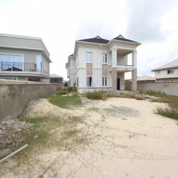 4 Bedroom Detached Duplex with Study and Bq, Mayfair Gardens Estate, Sangotedo, Ajah, Lagos, Detached Duplex for Sale