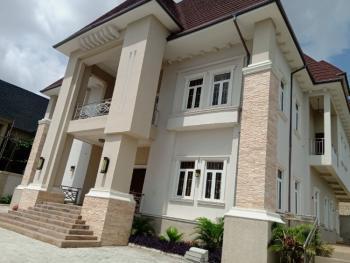 Luxury 9 Bedroom Detached Duplex with Bq, Guest Charlet & Swimming, Main, Gwarinpa, Abuja, Detached Duplex for Sale