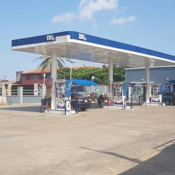 Newly Built Operational Filling Station, Isheri-igando, Isheri, Lagos, Filling Station for Sale