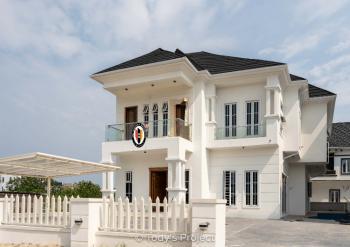 Luxury  Newly Built All En-suite 5 Bedrooms with Bq and Swimming Pool, Megamound Estate, Lekki Phase 2, Lekki, Lagos, Detached Duplex for Sale