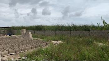 Fenced 3 Plots of Land, Hopeville Estate, Sangotedo, Ajah, Lagos, Residential Land for Sale