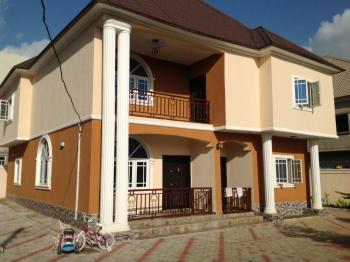 Freshly Built & Topnotch 5 Bedroom Duplex with Bq, Off Arab Road, Kubwa, Abuja, Detached Duplex for Sale