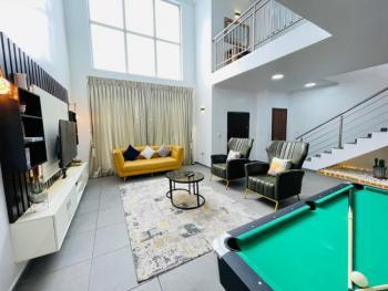 Luxury Three Bedroom Duplex, Off Emma Abimbola Cole Street, Lekki Phase 1, Lekki, Lagos, Terraced Duplex Short Let