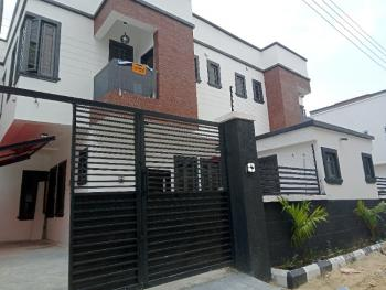 Newly Built and Tastefully Finshed 4 Bedroom Duplex with Bq, Ajah, Lagos, House for Sale