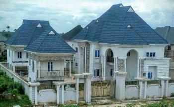 Luxury Castle-like Five 5 Bedroom Duplex With Bq All En-suite, Rumuola, Port Harcourt, Rivers, 5 bedroom, 6 toilets, 6 baths Detached Duplex for Sale