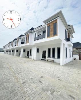 4 Bedroom Luxury Duplexes, By Lekki 2nd Toll Gate Orchid, Lafiaji, Lekki, Lagos, Terraced Duplex for Sale