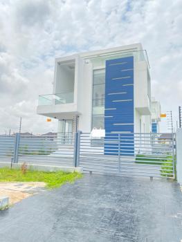 Luxury 5 Bedroom Seaview Home with Swimming Pool, Pinnock Beach Estate, Lekki, Lagos, Detached Duplex for Sale